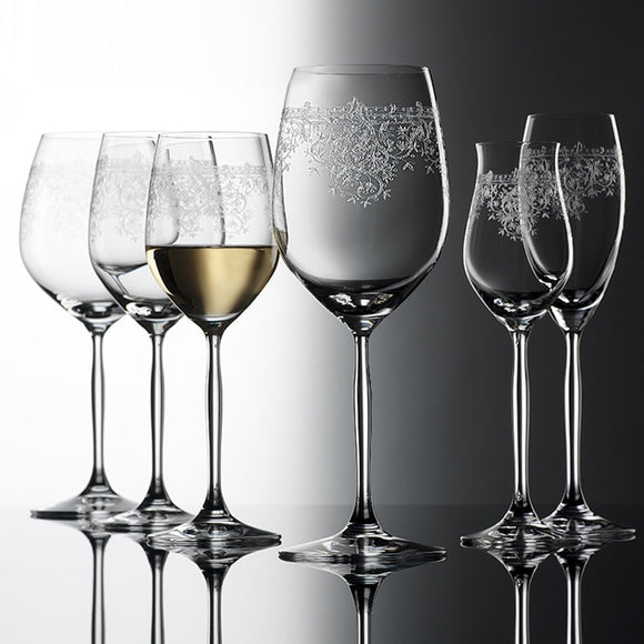 High quality Creative Carved flowers crystal Glass cup Transparent goblet beer wine glass water glass cup Party Drinking Ware