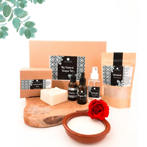 My Natural Resque kit: Anti-Age