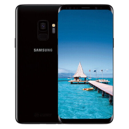 Samsung Galaxy S9 64 Go Single Sim reconditionné (noir / violet)