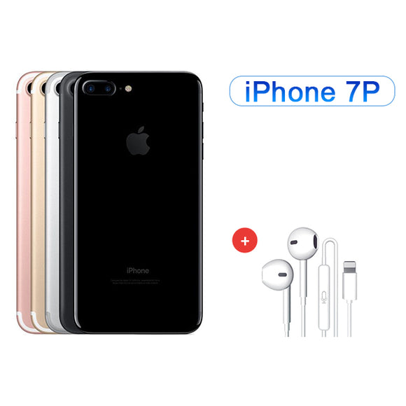 Value Package - Refurbished iPhone 7 Plus ( 128GB ) + Accessories