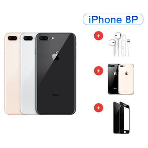 Value Package - Refurbished iPhone 8 Plus  ( 64GB ) + Accessories