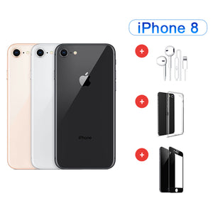 Value Package - Refurbished iPhone 8  ( 64GB ) + Accessories