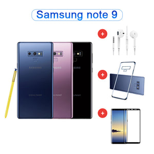 Value Package - Refurbished Samsung Note 9 128GB Single Sim + Accessories