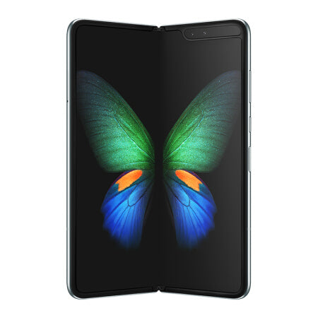Refurbished Samsung Galaxy Fold with Bluetooh headset F9000