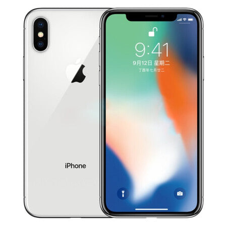 IPhone X reconditionné (256 Go)