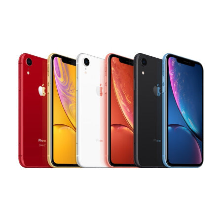 Refurbished iPhone XR Dual Sim 64GB