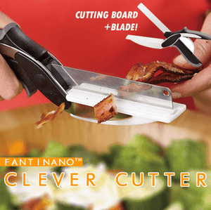 Rapture Unlimited 2 in 1 Clever Cutter