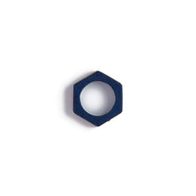 Load image into Gallery viewer, Arabian Blue Cog Ring