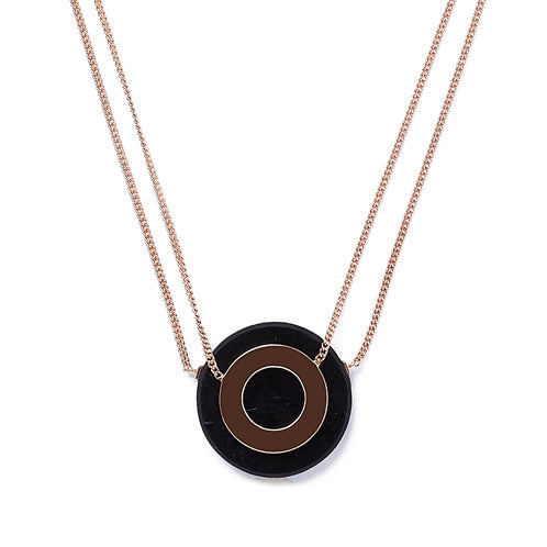 Ebony Eye Necklace