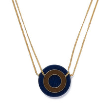 Load image into Gallery viewer, Arabian Blue Eye Necklace
