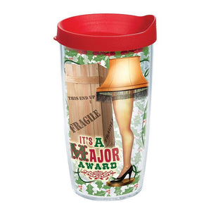 Major Award 16oz Tervis Tumbler from A Christmas Story