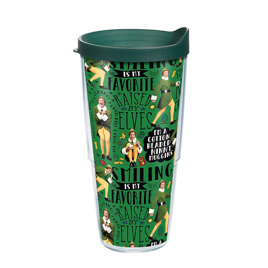 Cotton Headed Ninny Nuggins 24oz Tervis Tumbler from Elf