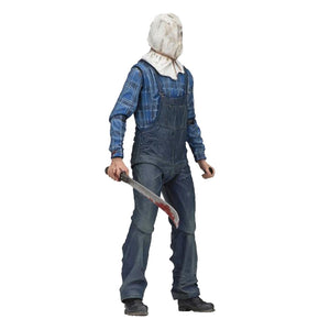 "Ultimate Jason 7"" Scale Action Figure From Friday the 13th Part 2"