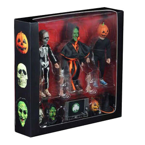 "Halloween III 6"" Scale Clothed Figure 3 Pack from Season of the Witch"