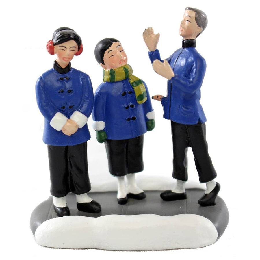Singing Carols from Dept 56 A Christmas Story Village EXCLUSIVE