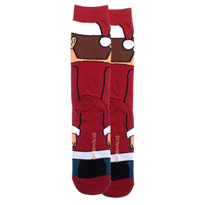 Clark Griswold 360 Crew Socks from Christmas Vacation