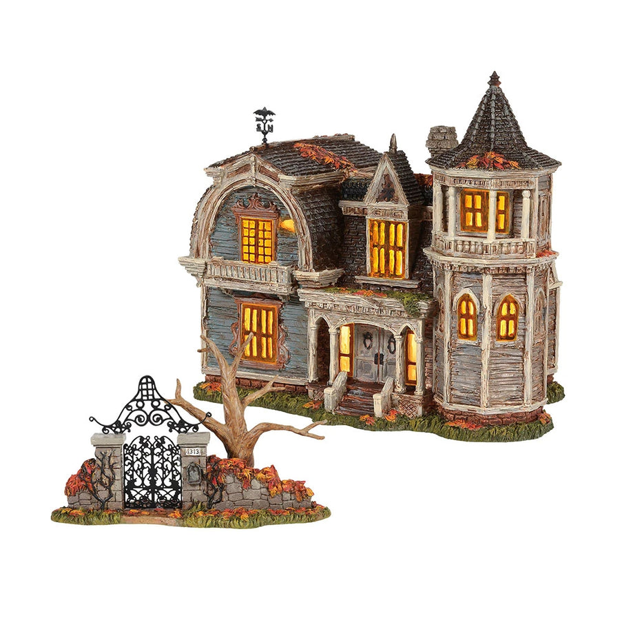 1313 Mockingbird Lane From Dept 56 The Munsters