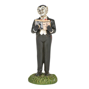 Grandpa From Dept 56 The Munsters