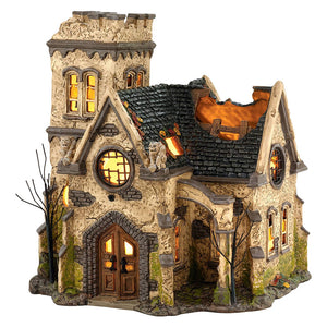 The Haunted Church From Dept 56 Halloween Snow Village