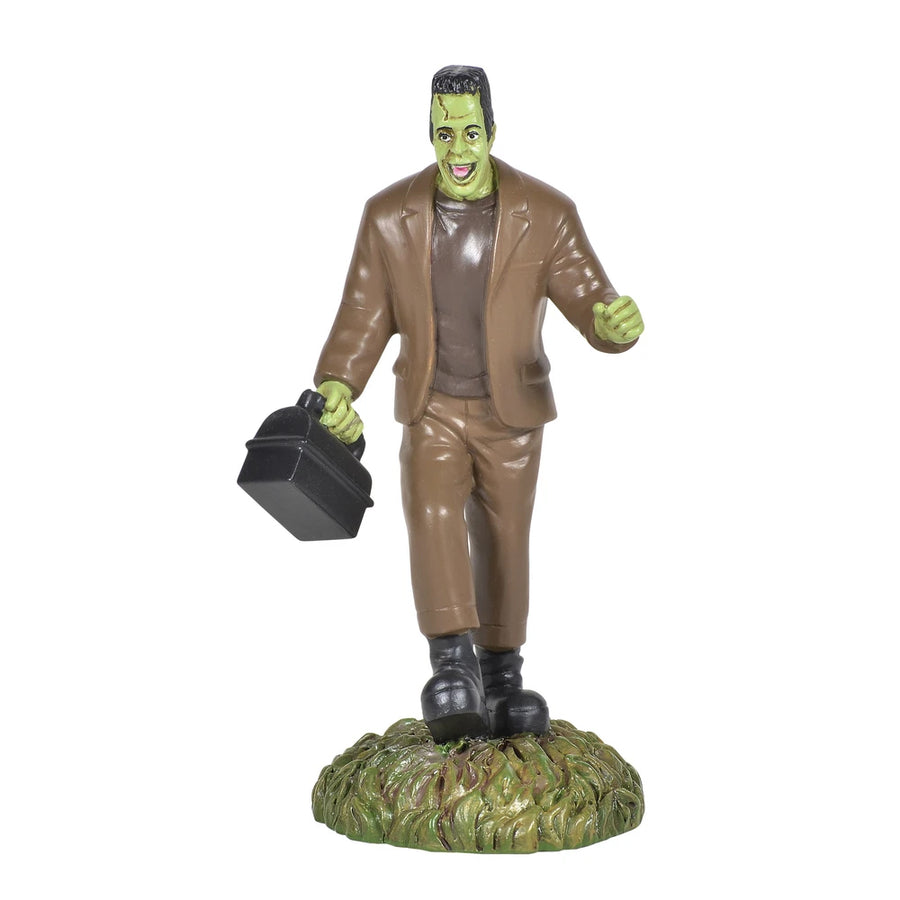 Herman Munster From Dept 56 The Munsters