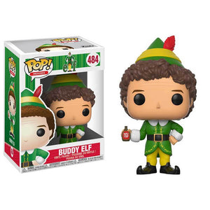 Pop! Vinyl Buddy Elf from Elf the Movie
