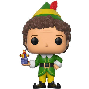 Pop! Vinyl Buddy the Elf Chase Variant From Elf The Movie