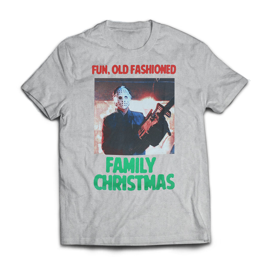 Old Fashioned Family Xmas T-Shirt from Christmas Vacation