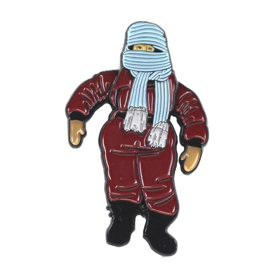 Randy Enamel Pin From A Christmas Story