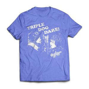 Triple Dog Dare Distressed T-shirt from A Christmas Story