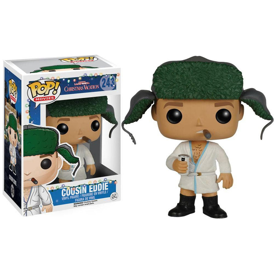 Pop! Vinyl Cousin Eddie from Christmas Vacation