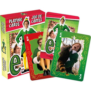 Elf the Movie Playing Cards