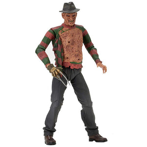 "Ultimate Dream Warriors Freddy 7"" Action Figure From A Nightmare On Elm Street"