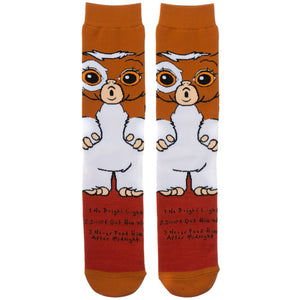Gizmo 360 Crew Socks from Gremlins