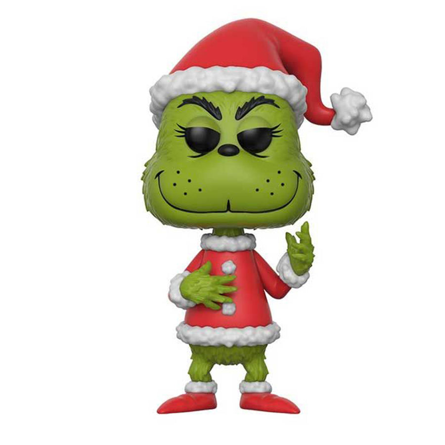 Pop! Vinyl Santa Grinch from The Grinch