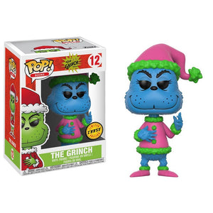 Pop! Vinyl The Grinch Chase Variant From Grinch The Movie