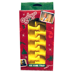 Leg Lamp Ice Cube Tray from A Christmas Story