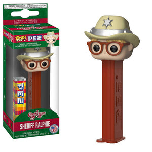 Pop! Pez Sheriff Ralphie from A Christmas Story