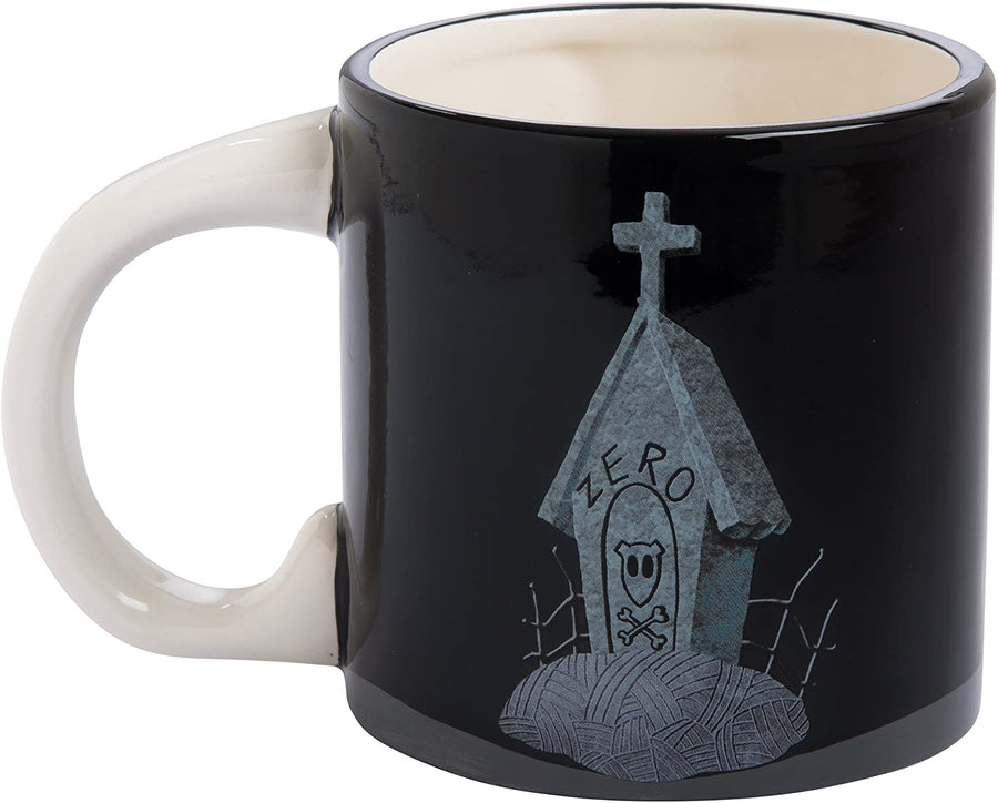 Zero 20oz Sculpted Ceramic Mug from The Nightmare Before Christmas