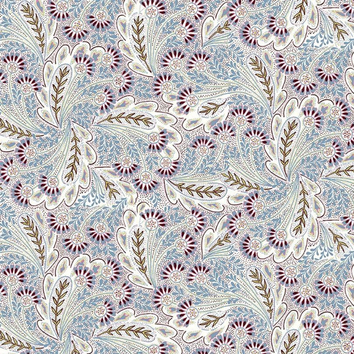 Liberty of London Summer House Feather Dance Lavender