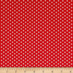 Bee Basics Tiny Daisy Red