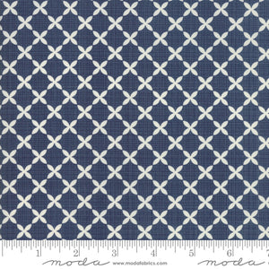 Sweet Tea Lattice Navy