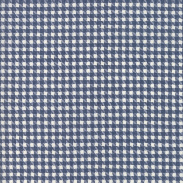 Sweet Tea Plaid Navy by Sweetwater for Moda Fabrics