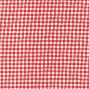 Sweet Tea Plaid Red by Sweetwater for Moda Fabrics