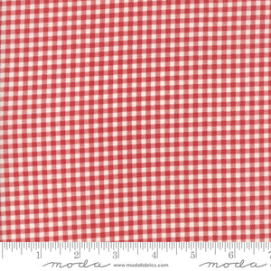 Sweet Tea Plaid Red