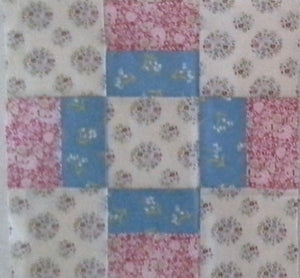 Learn to Quilt - Hand Piecing with Accuracy - Spring Series