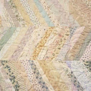 Stashbuster Foundation Piecing Quilt Workshop - March 27th