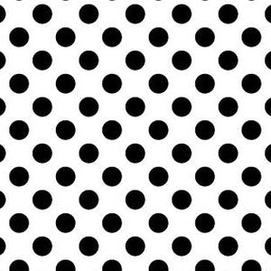 Girls of the World Black Dots