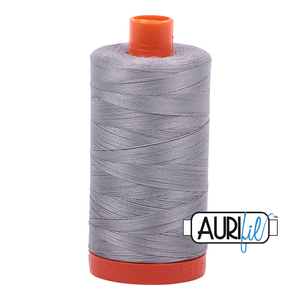 Aurifil 50wt Thread - Mist