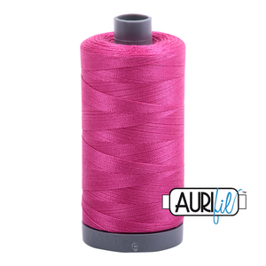 Aurifil 28wt Thread - Fuchsia 4020