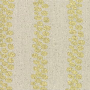 Mochi Linen Gold Pebbles